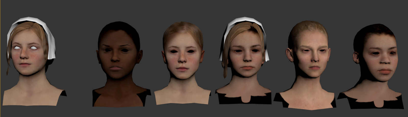 mayflower avatars