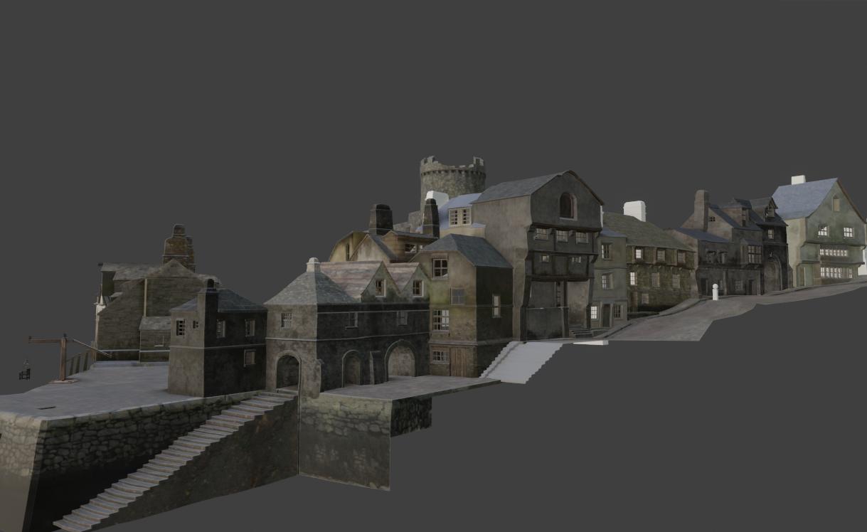 barbican castle street